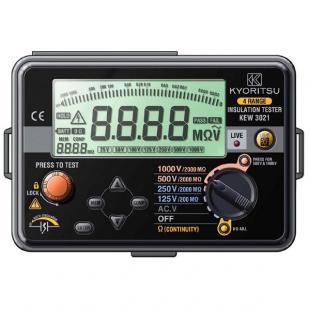 日本共立 KEW 3022 绝缘/导通测试仪器