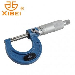 青量 0-25mm 机械外径千分尺 分厘卡