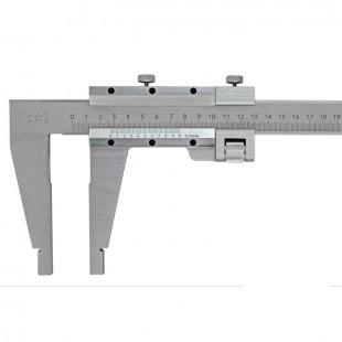 上工 0-600mm四用游标卡尺 线卡