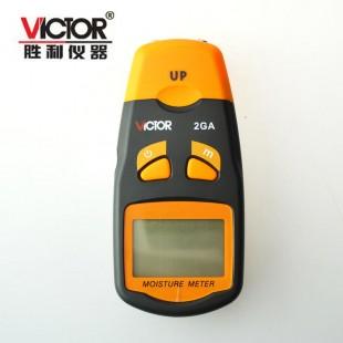 胜利仪器 VICTOR 木材水分测试仪 VC2GA 木材含水率水分仪