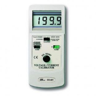 台湾路昌 CC-421 电压电流量测校正器 CC421回路校正器