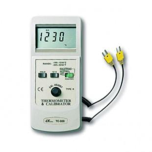 台湾路昌TC-920温度校正器TC920校正仪lutron